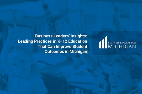 Michigan K-12 insights