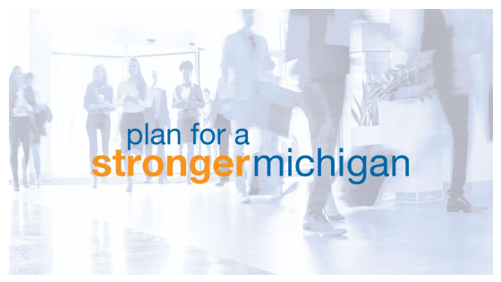 Business Leaders For Michigan Rolls Out 2018 Economic Policy Agenda Business Leaders For Michigan